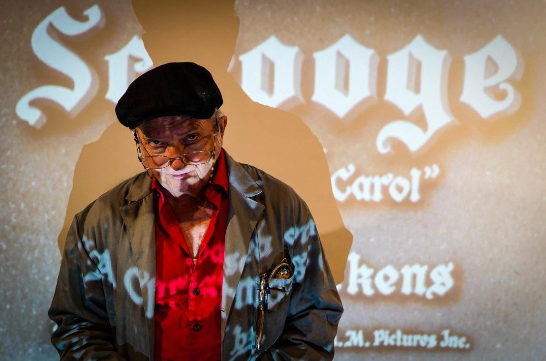 Scrooge!. Mit Peter Malzer. Foto: © Markus Steinwender